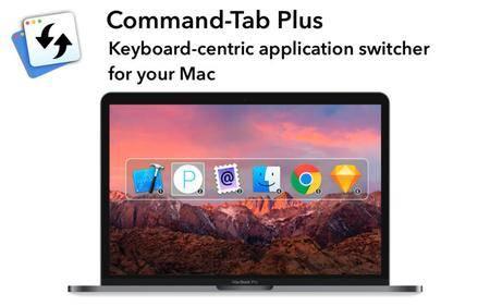 Command-Tab Plus 1.2 Mac OS X