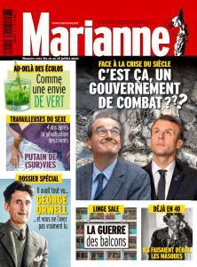 Marianne - 10 Juillet 2020