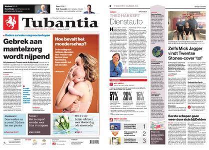 Tubantia - Enschede – 12 mei 2018