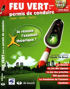 Feu Vert pour le Permis de Conduire - Je Réussis l'Examen Théorique [PC DVD-ROM]