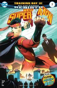 New Super-Man 007 2016 Digital Thornn-Empire