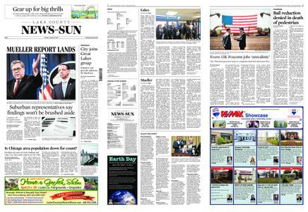 Lake County News-Sun – April 19, 2019