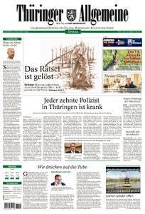 Thüringer Allgemeine Apolda - 31. März 2018