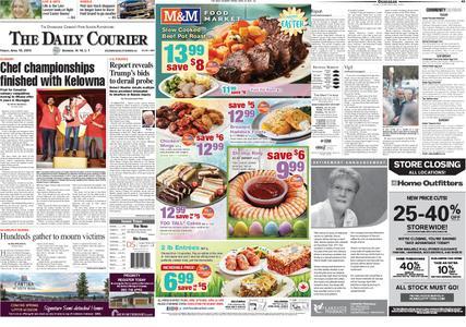 Kelowna Daily Courier – April 19, 2019