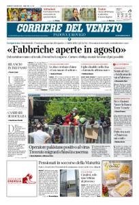 Corriere del Veneto Padova e Rovigo – 12 giugno 2020