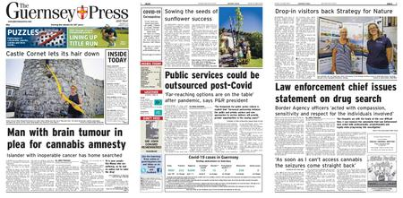 The Guernsey Press – 10 August 2020