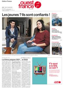 Ouest-France Édition France – 17 novembre 2020