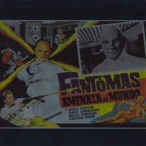 Fantomas - Fantomas (1998) {Ipecac Recordings IPC-1}
