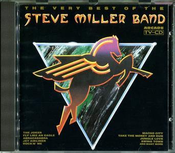 Steve Miller Band - The Very Best Of The Steve Miller Band (1991)