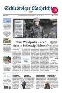 Schleswiger Nachrichten - 06. Oktober 2018