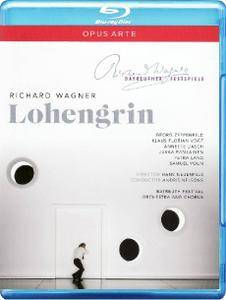 Andris Nelsons, Bayreuth Festival Orchestra and Chorus - Wagner: Lohengrin (2012) [Blu-Ray]