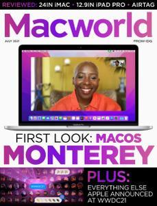 Macworld UK - July 2021