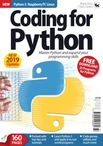 Coding for Python – November 2019