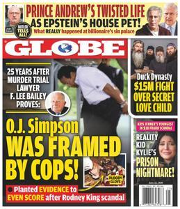 Globe – June 22, 2020