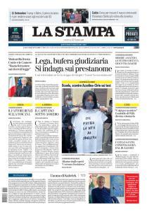 La Stampa Torino Provincia e Canavese - 12 Settembre 2020