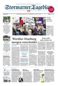 Stormarner Tageblatt - 22. Februar 2020
