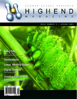 Gnomon Highend Magazine (1-4)