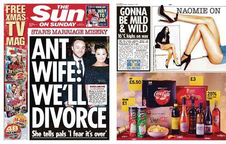 The Sun UK – 17 December 2017