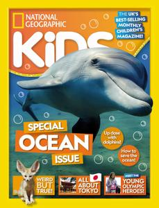 National Geographic Kids UK – August 2021