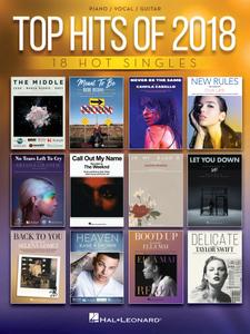 Top Hits of 2018 Songbook: 18 Hot Singles