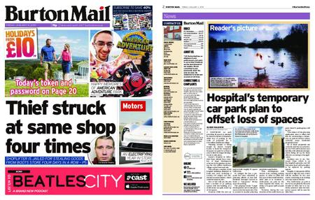 Burton Mail – January 04, 2019