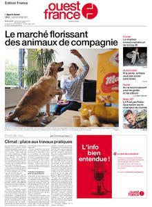 Ouest-France Édition France – 25 octobre 2021