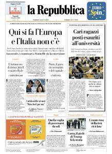 la Repubblica - 1 Luglio 2019