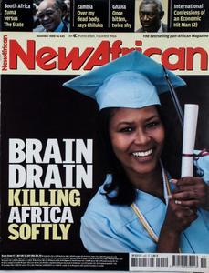 New African - November 2005