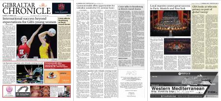 Gibraltar Chronicle – 12 March 2019