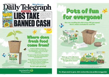 The Daily Telegraph (Sydney) – September 11, 2019
