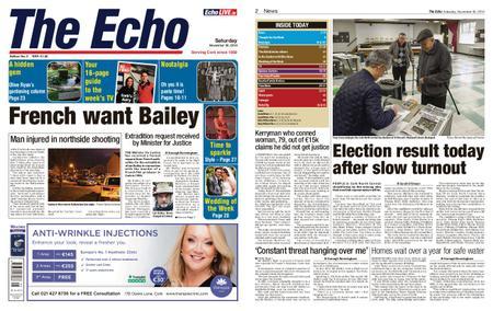 Evening Echo – November 30, 2019