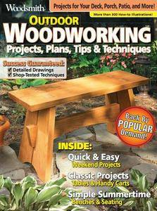 Outdoor Woodworking 2010