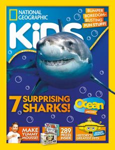National Geographic Kids UK – August 2020