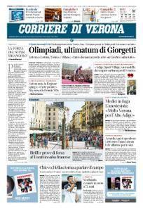 Corriere di Verona – 16 settembre 2018