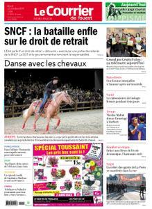 Le Courrier de l'Ouest Nord Anjou – 22 octobre 2019