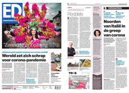 Eindhovens Dagblad - Helmond – 25 februari 2020