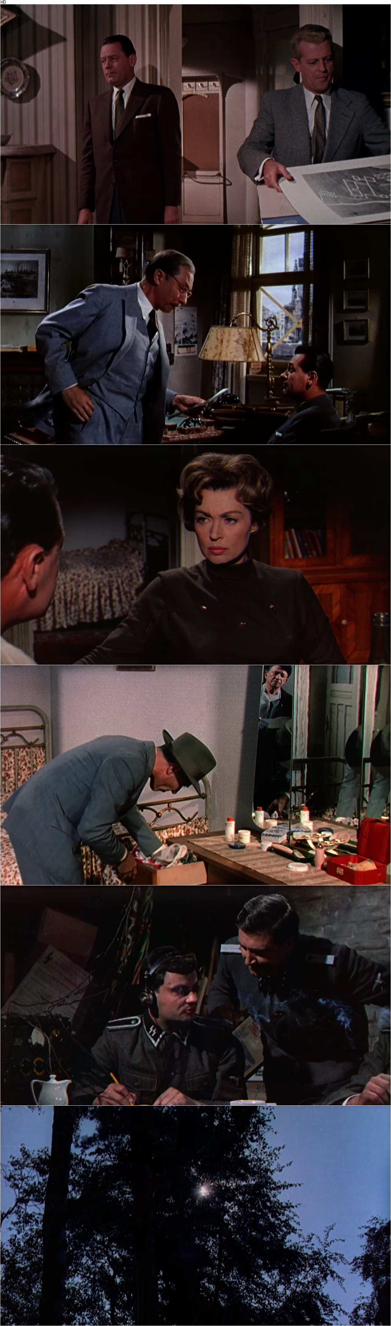 Counterfeit Traitor (1962)