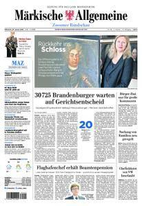 Märkische Allgemeine Zossener Rundschau - 31. Januar 2018