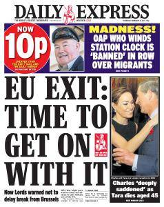 Daily Express - 9 February 2017