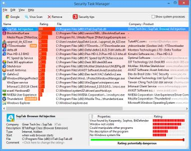 Security Task Manager 2.3d Multilingual Portable