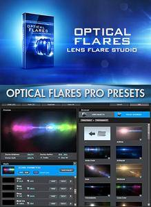 Video Copilot - Optical Flares Proffesional Presets