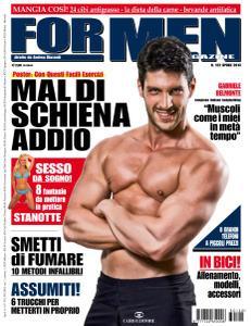 For Men Magazine N.122 - Aprile 2013