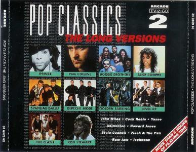VA - Pop Classics The Long Versions Volume 2