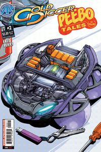 Antarctic Press-Gold Digger Peebo Tales No 02 2011 Hybrid Comic eBook