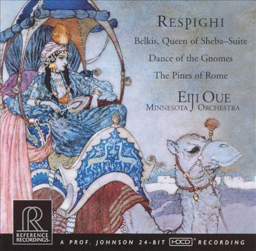 Eiji Oue, Minnesota Orchestra - Ottorino Respighi... (2001) [Official Digital Download 24/88]