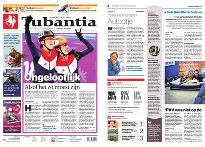 Tubantia - Enschede – 21 februari 2018