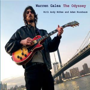 Warren Galea - The Odyssey (feat. Andy McKee and Adam Nussbaum) (2019)
