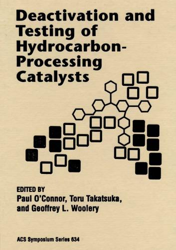 Deactivation and Testing of Hydrocarbon-Processing Catalysts