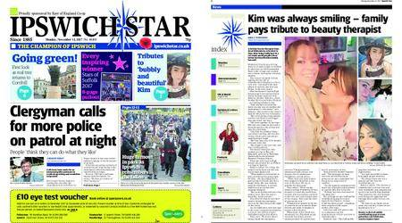 Ipswich Star – November 13, 2017