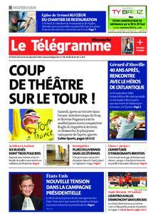 Le Télégramme Auray – 20 septembre 2020